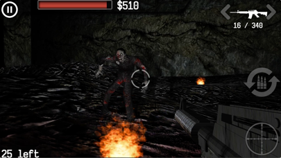 Screenshot from Zombies : The Last Stand