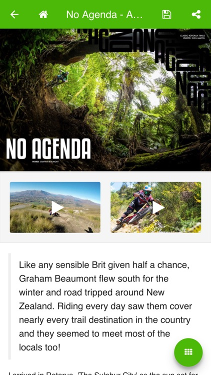 IMB Free Mountain Bike Magazine screenshot-3