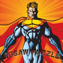 super heroes puzzle learning games for little kids