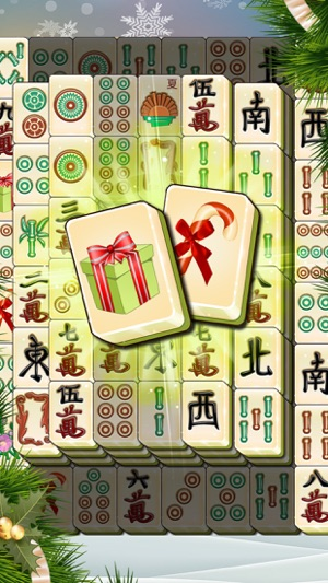 Christmas Mahjong.Christmas Mahjong 3d Majhong Solitaire Paradise On The App