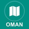 Oman : Offline GPS Navigation - Tatiana Fedorchenko