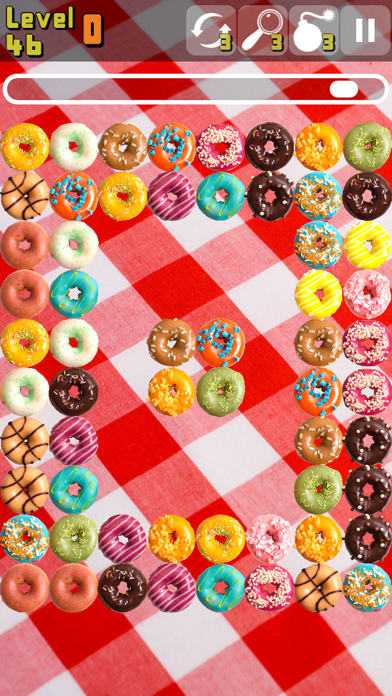 Link Link Donuts screenshot four