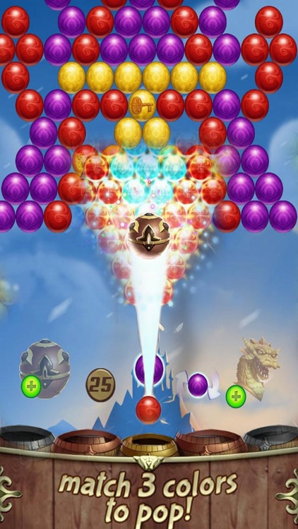 Bubble Dragon Legend 2