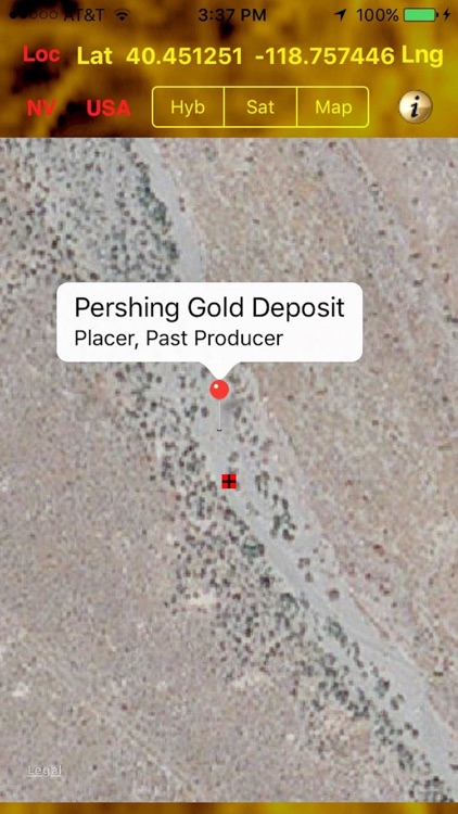 GoldFinderNVPro screenshot-3