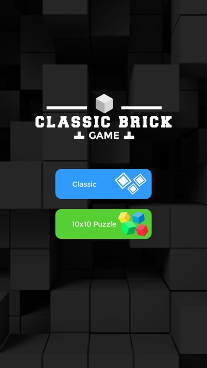 Classic Brick Game: Block Puzzle Breaker King screenshot-3