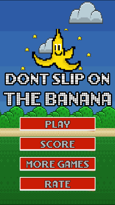 Dont slip on the banana - tippy tap adventure