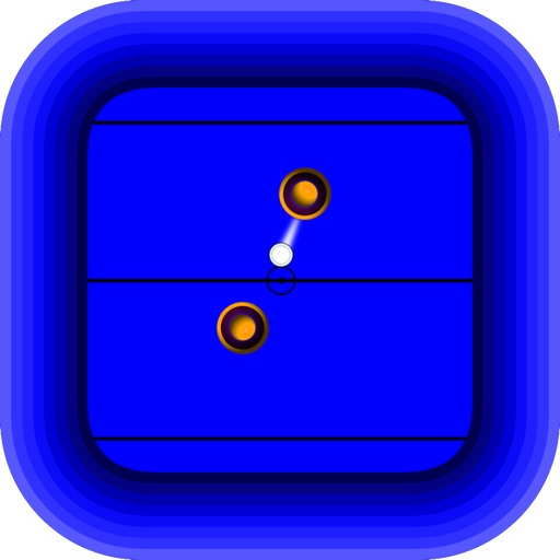 Miniature Air Hockey
