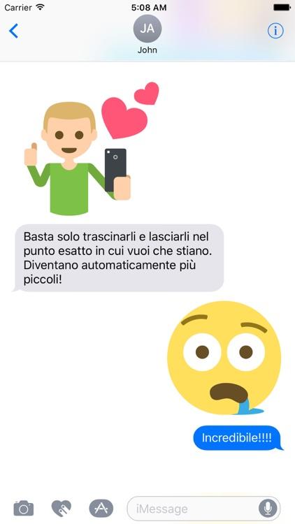 iSpazio Stickers screenshot-3