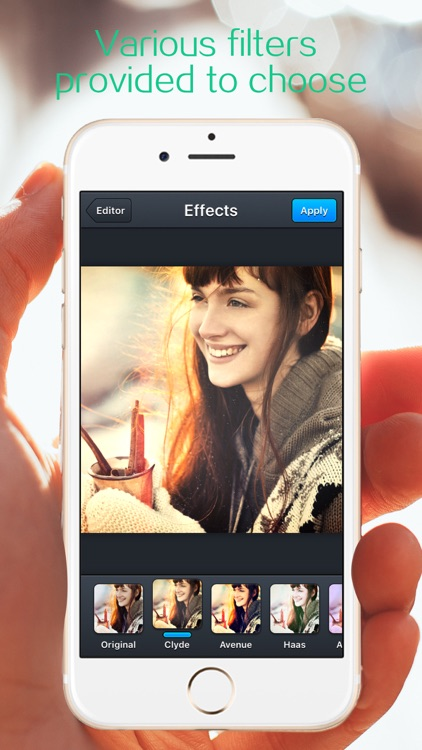 Photo Collage Editor - Pic Image Grid Filter Maker