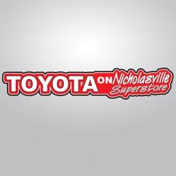 Toyota On Nicholasville RD