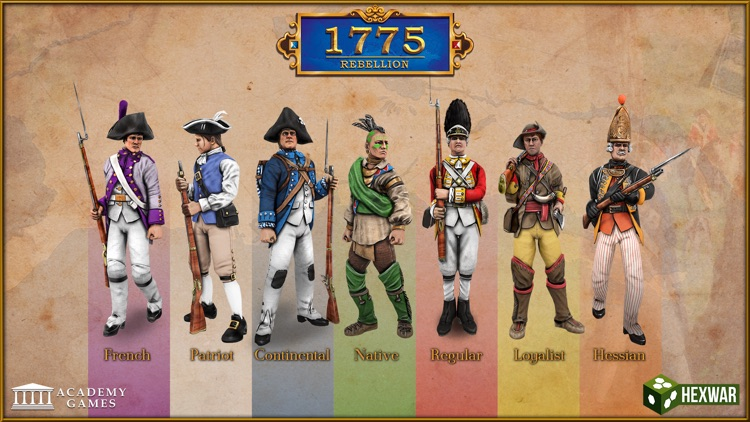 1775: Rebellion screenshot-0