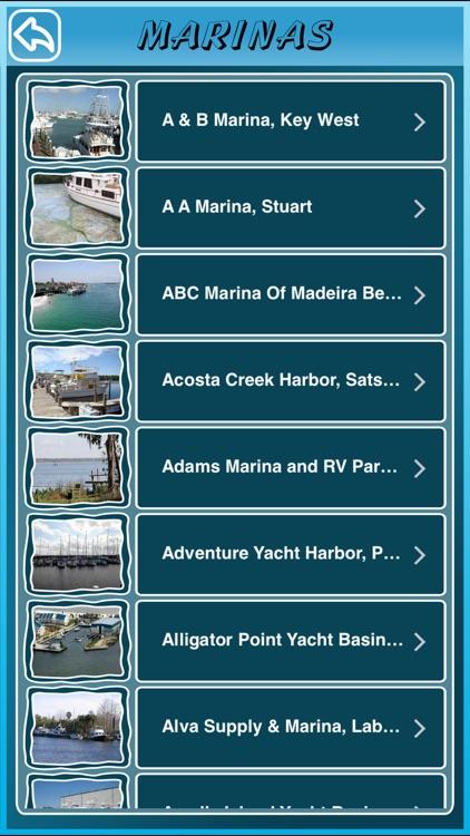Florida State Marinas