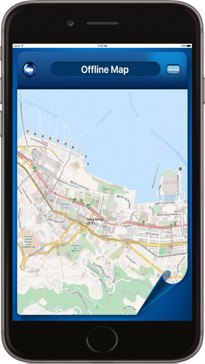 Hong Kong Offline Maps Navigator Transport screenshot-1