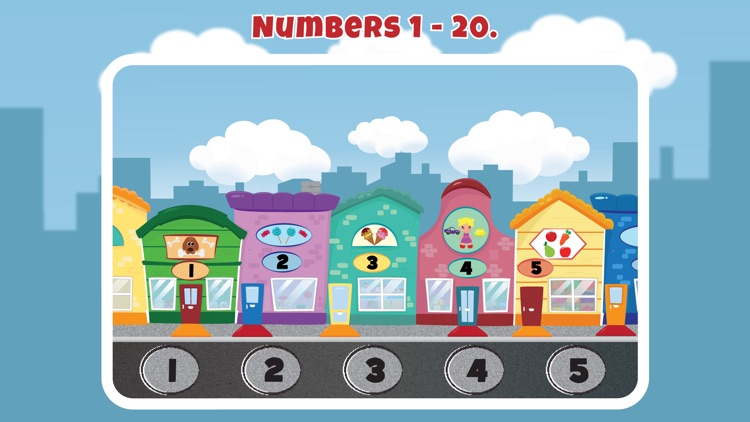 Learn to count numbers with Teacher TIlly screenshot-0