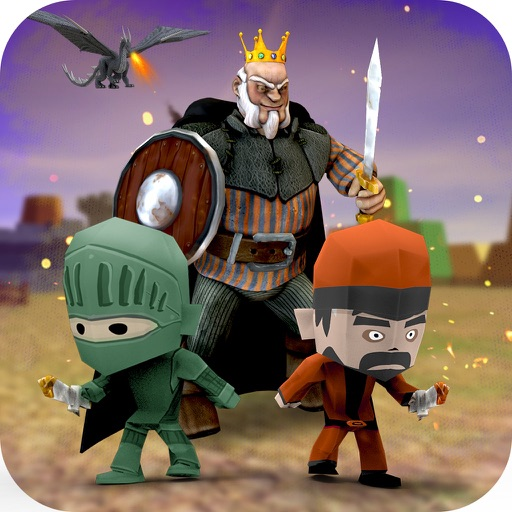Epic Lords Battle Simulator- War of Flying Dragons