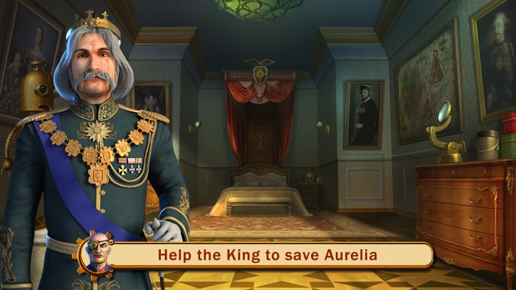 Kingdom of Aurelia:Mystery of Poisoned Dagger Full screenshot-0