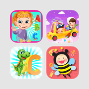 Kids Learning English and Entertainment Series