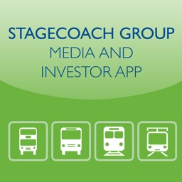 Stagecoach Group Media and Investor App for iPhone