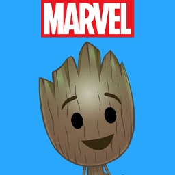 Marvel Stickers: Guardians of the Galaxy