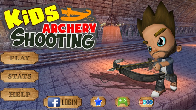 Kid Archery Shooting - Archery Shooting For Kids