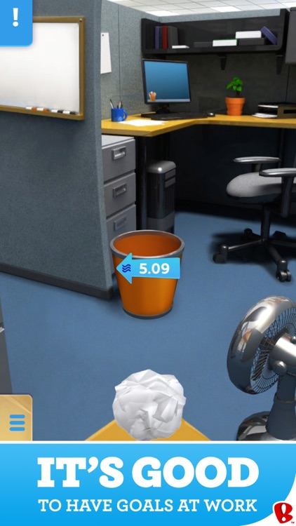 Paper Toss screenshot-2
