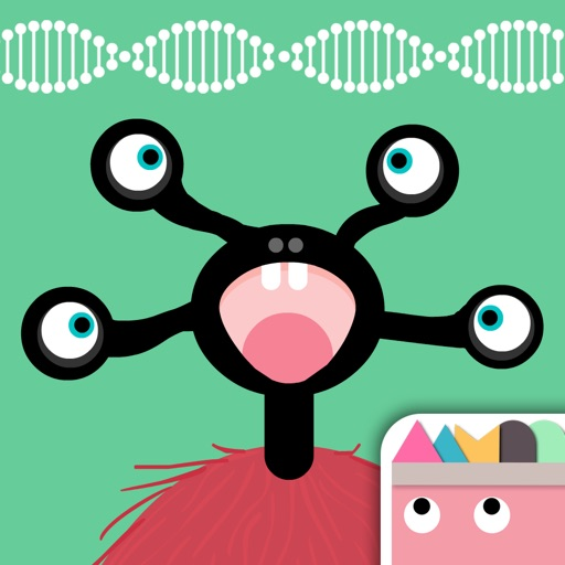 DNA Play - Create and Play with Funny Monsters
