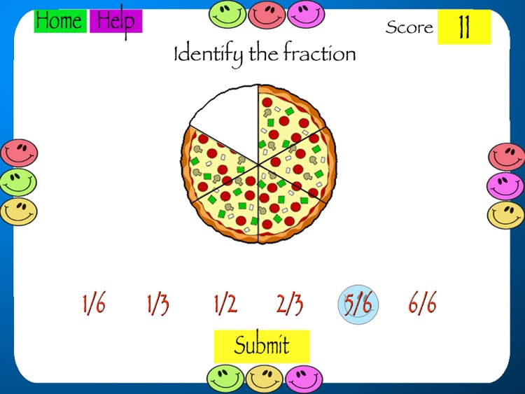 Identify the fraction