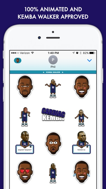 Kemba Walker Small Stars screenshot-3