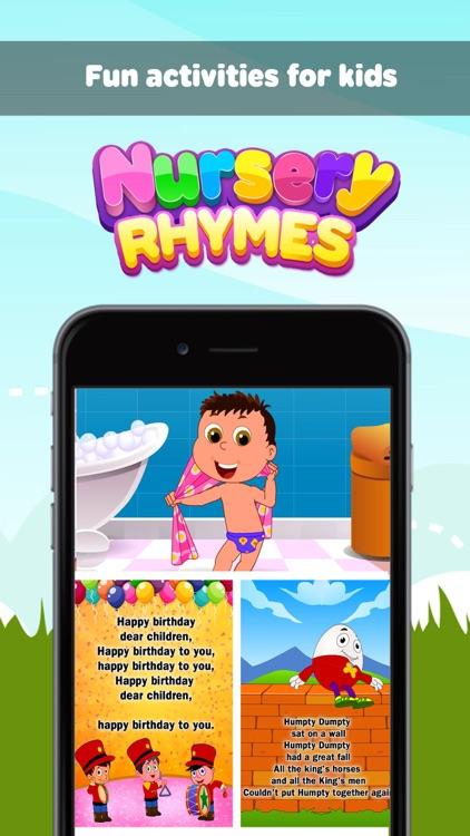 Top 10 Nursery Rhymes - Animated Kids Song
