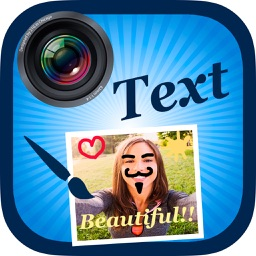 Write on photos - add text, paint or draw on a pic