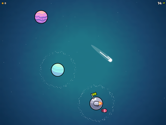 Spinner Galactic screenshot 8