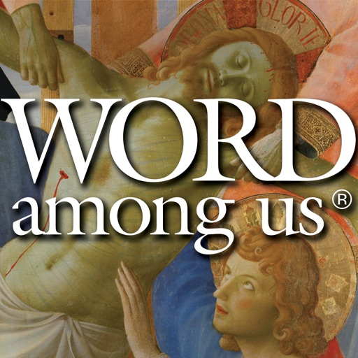The Word Among Us Catholic Mass Edition app logo