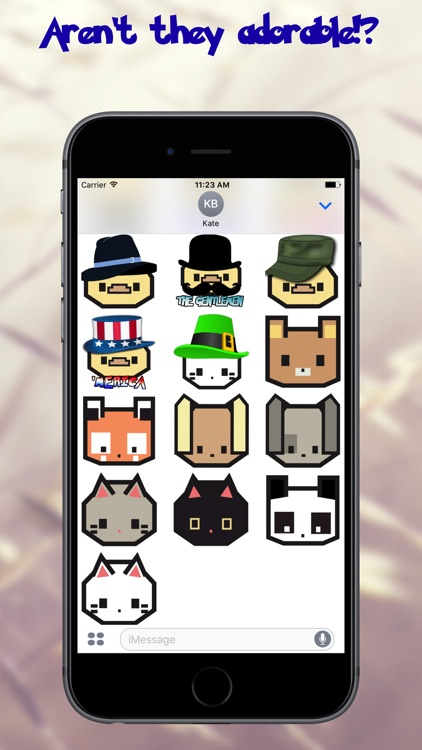 KewlZew - Animal Stickers & Emoji