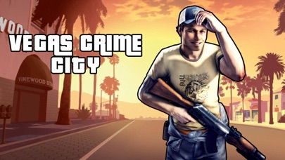 Crime City Gangster Shooter Games: War Simulator