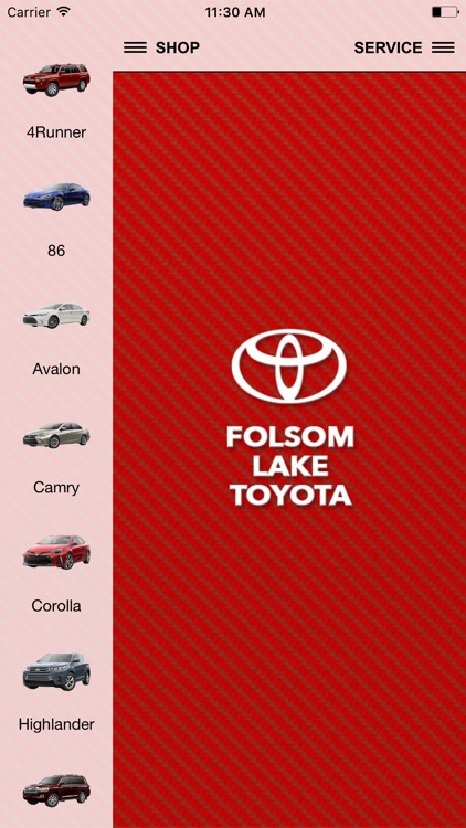 Folsom Lake Toyota Screenshot 0