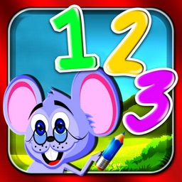 123 Numbers Game - Preschool Numbers Learning