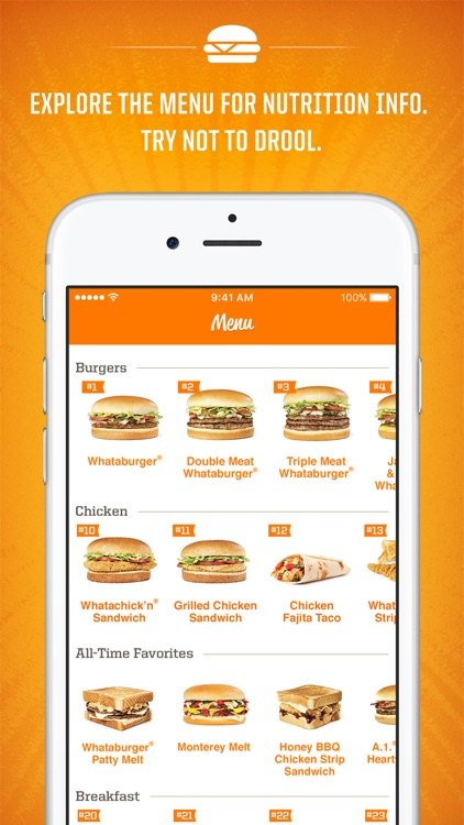 Whataburger screenshot-4