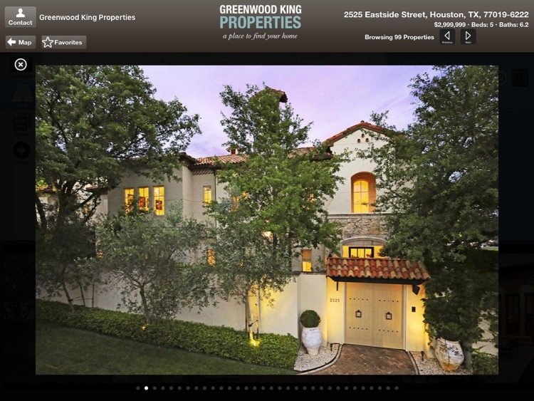 Greenwood King Properties Mobile for iPad screenshot-4