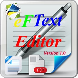 enhanced Formatted Text Editor