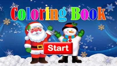 圣诞老人- 圣诞-画画-圣诞礼物,圣诞快乐-画画板游戏·幼儿涂鸦·宝宝填色·早教 ,儿童学画画免费屏幕截圖4