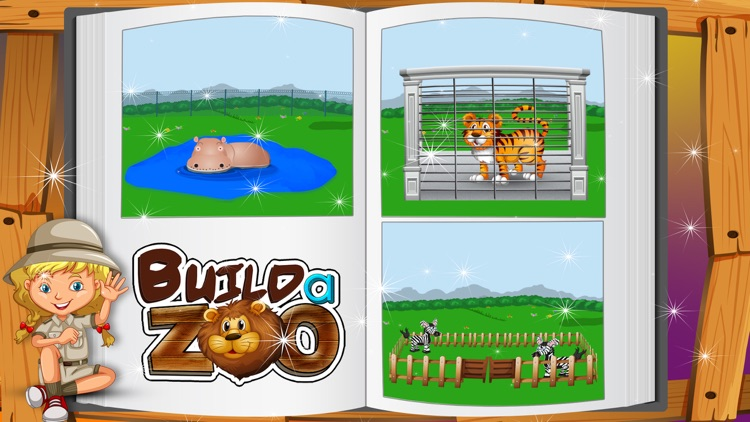 Build a Zoo – Builder Games for Kids screenshot-4