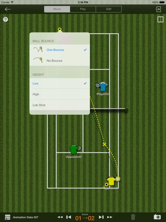 TennisTacticsPad