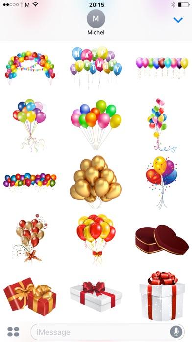 Happy Birthday Pack screenshot 2