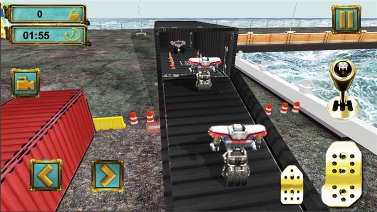 Hero Robot Parking screenshot-3
