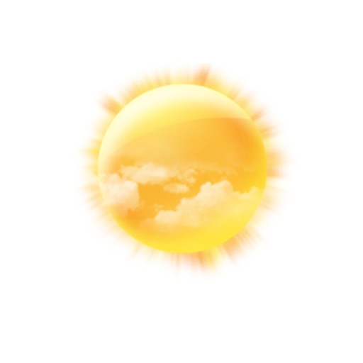 Sun Seeker Weather App icon