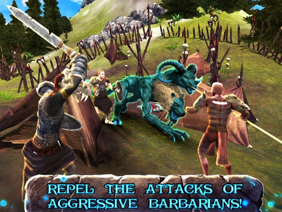 Chimera Monster Attack Simulator 3D | App Price Drops