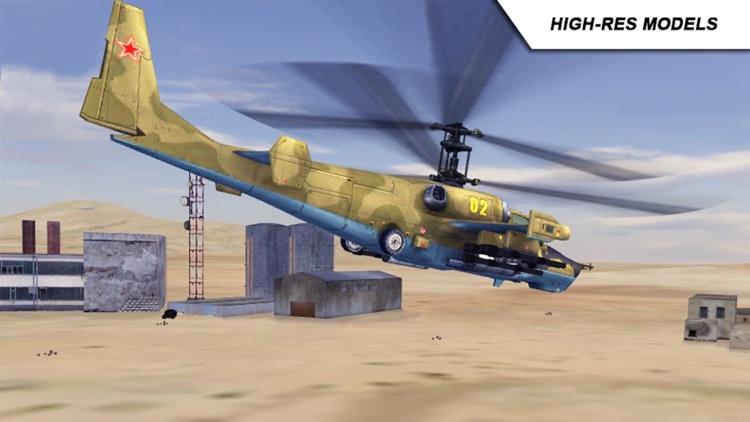 Black Shark - Combat Gunship Flight Simulator screenshot-4