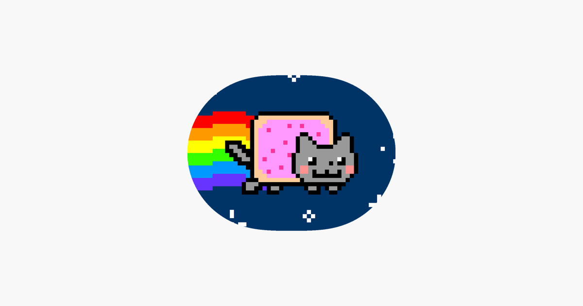 Nyan Cat Stickers On The App Store