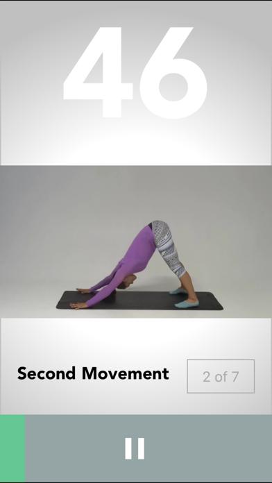7 Minute Yoga Workoutのおすすめ画像3