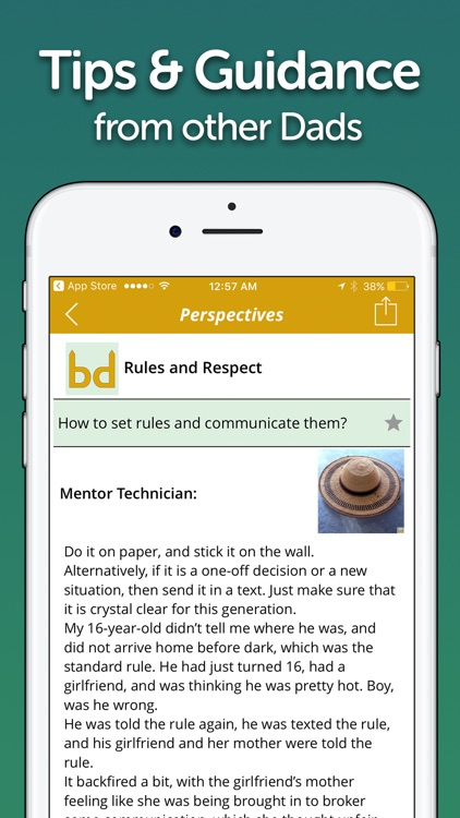 BeDad: Parenting Tips, Guidance for Dads with Sons